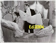 GRETA GARBO & ROBERT TAYLOR Older Restrike RARE Photo SEXY Couple Portrait