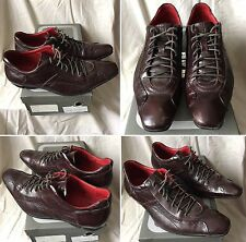 SOLD OUT RARE BROWN BUNKER BKR LEATHER SHOES CHAUSSURES SIZE 40