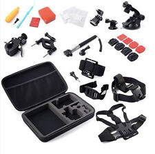 30 in 1 Mount Kit Set Floating Monopod Accessories For GoPro Hero 4 3 2 1 Camera