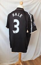 Used in Ex Condition Genuine Tottenham 2008/09 3rd Away Shirt  BALE 3 Mens Large