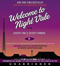 Welcome to Night Vale Cranor and Joseph Fink (2015, CD, Unabridged)  FREE SHIP
