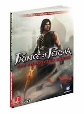 Prince of Persia: The Forgotten Sands: Prima Official Strategy Guide-ExLibrary