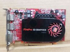ATI FirePro V4800 1GB PCI-E DP-DVII Graphics Card HP 608887-001 608529-002