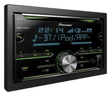 Pioneer fh-x730bt Doppio Din Auto Stereo CD mp3 USB Bluetooth iPhone Android