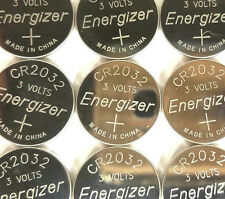 **FRESHLY NEW** 10x Energizer CR2032 Lithium Battery 3V Coin Cell Exp 2024