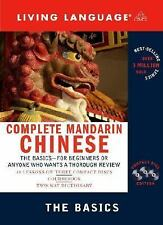 Complete Mandarin Chinese: The Basics by Living Language Staff