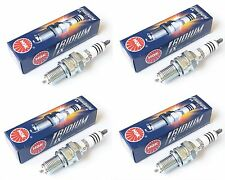 Suzuki GSXR1000 K1 2001 CR9EIX NGK Iridium Spark Plugs Full Set