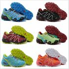 New women's Salomon Speedcross 3 Outdoor Running Sports Trainers Shoes 11 colors