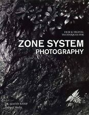 Film & Digital Techniques for Zone System Photography-ExLibrary