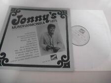 LP Pop Jonny Mühlenweg - Jonny's Mundharmonika Hits (12 Song) EKKE MUSIC