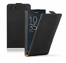 SLIM BLACK High Quality Mobile Phone Accessories For Sony Xperia X Compact