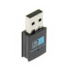 New 300Mbps Mini USB Network #L Adapter WiFi WLAN 802.11n/g/b Win10/XP/Mac/Linux