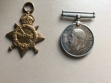 WW 1 British war. Medal, & 1914-15 Star 17th Lancers,Parkes