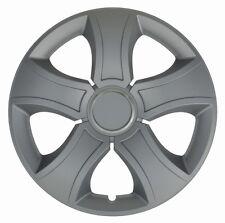 "4 x Radkappen BIS RIN 14""Zoll Silver  Radzierblenden VW,HONDA,SEAT, OPEL,HYUNDAI"