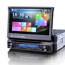 """7"""" Detachable 1Din Car Stereo GPS/DVD/USB/SD 3G Radio 1080P DVR-IN DTV-IN 1088US"""