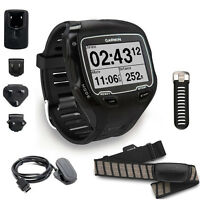 Garmin Forerunner 910XT Sport Watch Fitness Trainer w/Heart Rate 010-00741-21