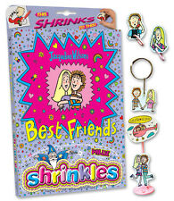 23 BEST FRIENDS EMBELLISHMENTS SHRINKLES SHRINKIE SHRINK ART BUMPER BOX SET