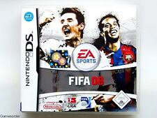 Fifa 08/2008 ~ Nintendo DS/DSi/3ds/XL/New 3ds/2ds juego ~