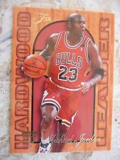 1994-95 Flair Hardwood Leaders#4 Michael Jordan