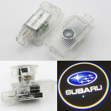 2x CREE LED Door Courtesy Laser Light for Subaru OutBack Legacy Forester XV