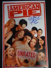 "Thomas Ian Nicholas ""Kevin"" Signed 11x17 American Pie Poster Auto BBCE 12159"