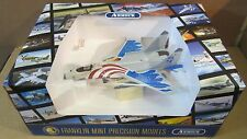 Franklin Mint Armour Mig-29 Fulcrum Farewell Russian Air Force Die-Cast 1:48 M1