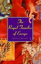 The Royal Families of Europe-ExLibrary
