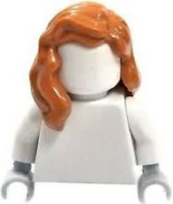 LEGO Minifig Female Mid-Length Hair Part over Right Shoulder 76009 Lois Lane NEW
