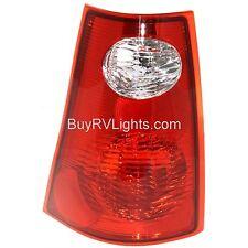 WINNEBAGO ADVENTURER 2006 2007 2008 LEFT DRIVER TAIL LAMP LIGHT TAILLIGHT RV