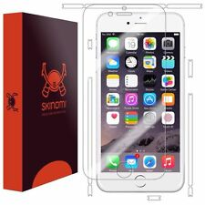 """Skinomi FULL BODY EASY INSTALL Skin+Clear Screen Protector For NEW iPhone 6 4.7"""""""