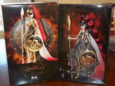 Fashion Dolls Direct Exclusive Barbie Doll Athena MIMB Tissued Box Gold Label