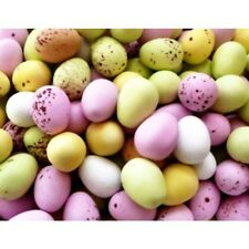 1kg CHOCOLATE MINI EGGS 1KG RETRO, BAG SWEETS PICK N MIX, EASTER,XMAS,PARTIES