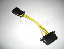 VW GOLF BORA PASSAT W8 Light Interior Ambient Light Wiring Loom Adapter