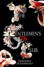 Noire: The Gentlemen's Club by Emmanuelle Maupassant (2015, Paperback)