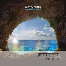 Mike Oldfield-Man on the Rocks Deluxe Edition - 2xcd NUOVO