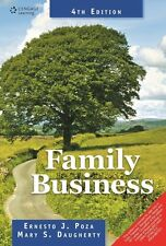 Family Business by Ernesto J. Poza