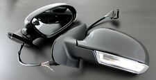 99-05 VW GOLF JETTA MK4 REPLACEMENT SIDE MIRROR LED MK5 EURO TURN SIGNAL LIGHTS-