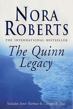 The Quinn Legacy, Roberts, Nora, New Book