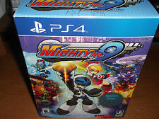 New MIGHTY NO. 9 Signature Edition PS4 Game