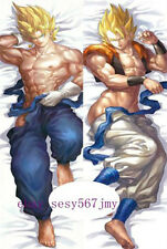 Anime Dakimakura dragon ball z Goku Vegeta  Pillow Cushion Case