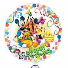 Mickey Mouse & Friends Party - Standard HX Foil Balloons Decoration Supplies