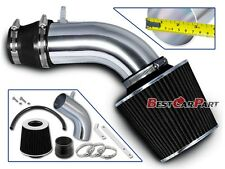 BCP BLACK For 11-13 Veloster Accent Elantra 1.6L 1.8L Air Intake Kit +Filter