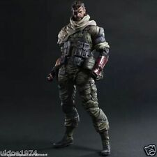 New Play Art Kai Metal Gear Solid V Venom Snake Sneaking Suit Figure Square Enix