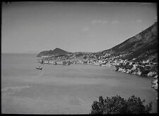 Glass Magic Lantern Slide YUGOSLAVIAN LOCATION NO22 C1930 PHOTO DUBROVNIK