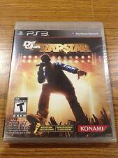 * Def Jam Rapstar Playstation 3 (PS3, Konami, 2010) * NEW! Dr. Dre, Kanye West