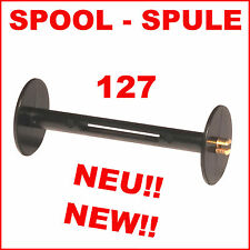 127, Spool, Film, Rollfilm, SPULE, TAKE UP SPOOL. Aufwickelspule 127er,
