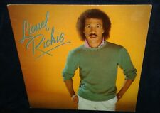 LIONEL RICHIE, DEBUT SOLO 1982 VINYL LP, Truly, JOE WALSH, THOMAS DOLBY, Motown