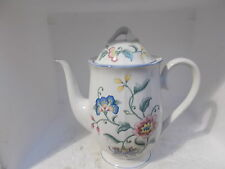 "VILLEROY & BOCH ""DELIA"" PATTERN COFFEE POT"