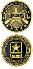 U.S. Army Rangers Lead the Way Ranger Challenge Coin New