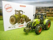 WIKING LIMITED EDITION MUDDY CLAAS AXION 850 TRACTOR 1/32 7356 BRAND NEW